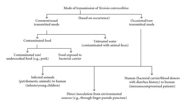 5 modes of disease transmission-1501