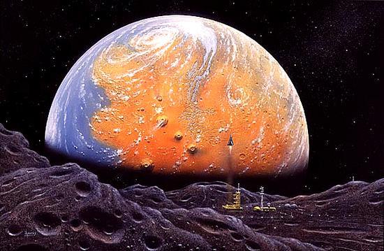 Hubble saturn